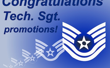 Technical Sergeant Promotion graphic