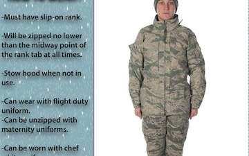 How to wear Cold Weather Gear