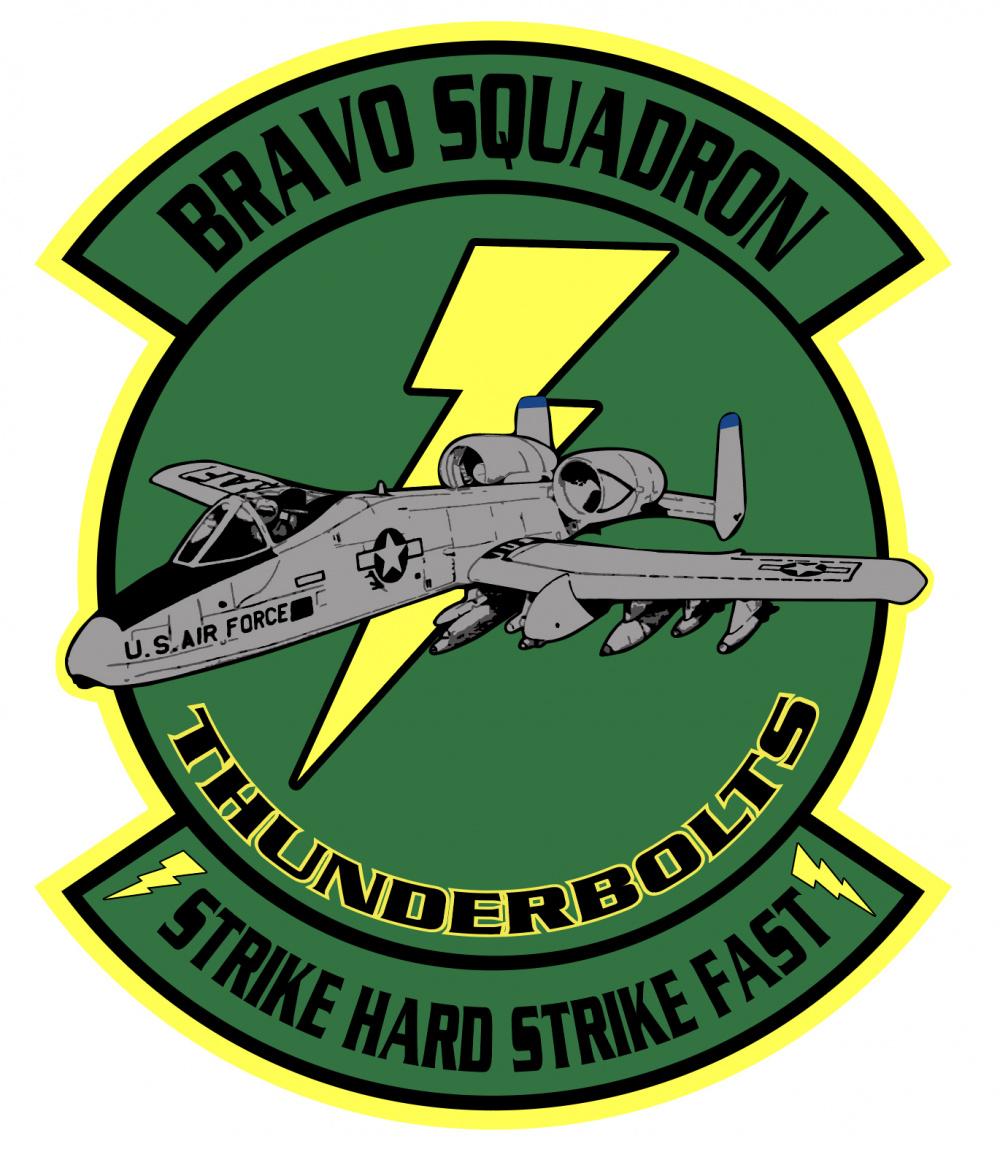 USAFA Preparatory School Squadron Patch