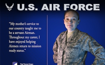 What's Your Why: TSgt Theresa Vargas
