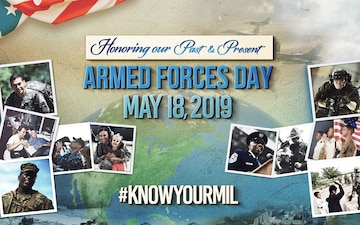 2019 Armed Forces Graphic for Social Media