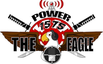 AFN Power 1575 The Eagle (Logo)