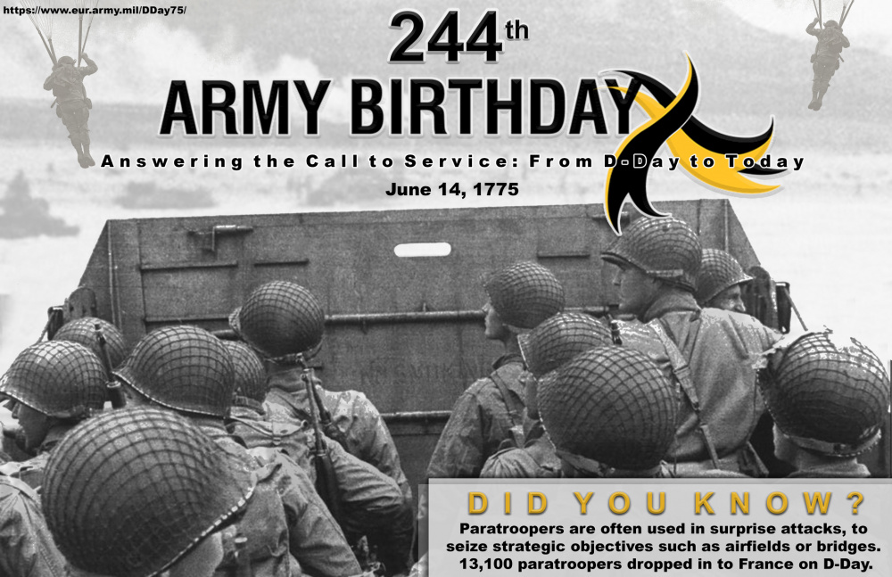 244th Army Birthday Placemat(1 of 5)