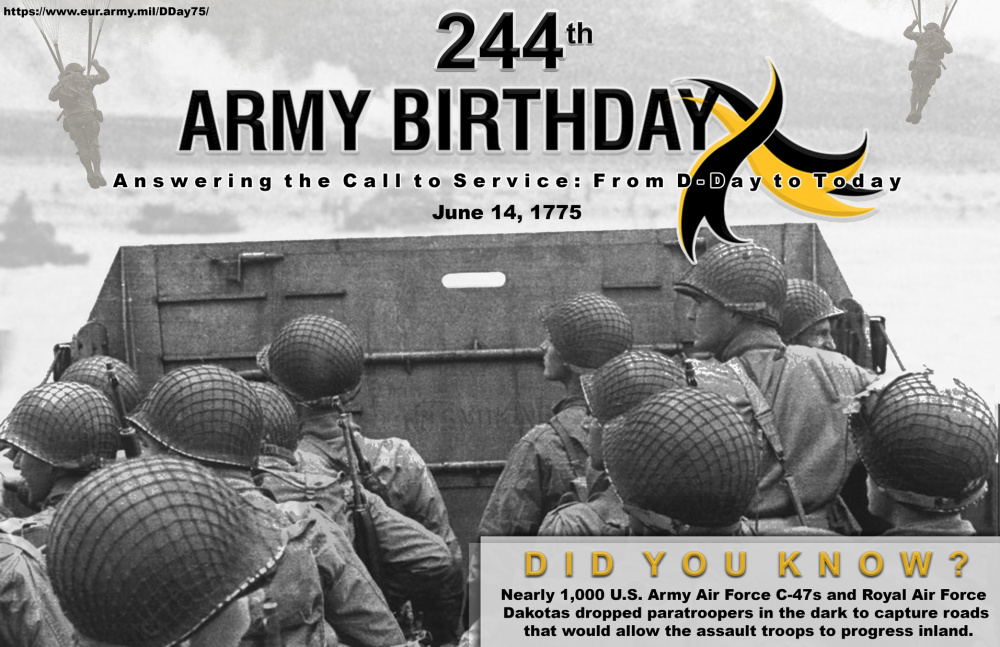 244th Army Birthday Placemat(2 of 5)