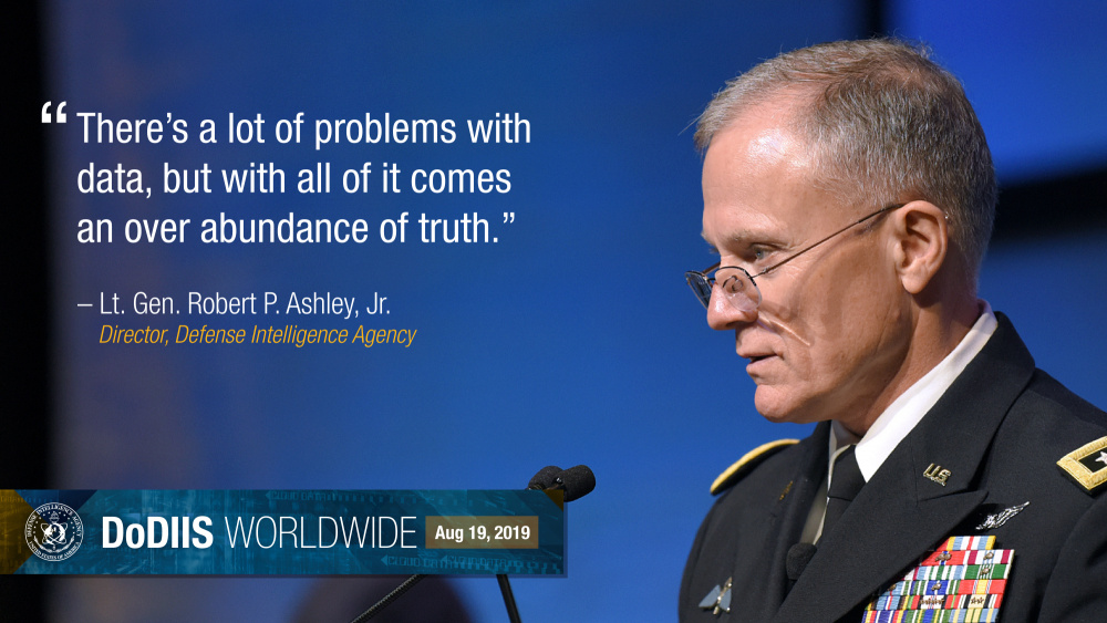 Defense Intelligence Agency hosts DodIIS Worldwide Conference in Tampa, Florida