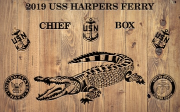 Harpers Ferry's Chief Select Boxes