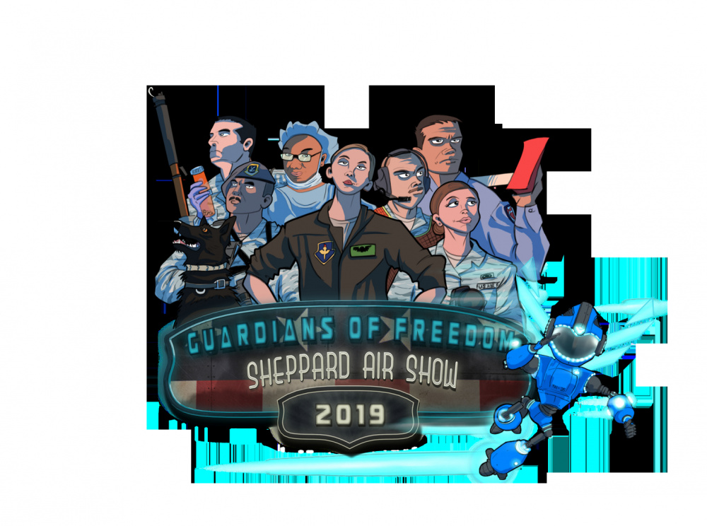 2019 Guardians of Freedom Sheppard AFB Airshow
