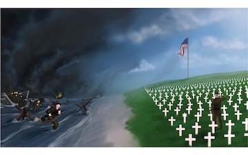 DIA Commemorates the 75th Anniversary of the D-Day Invasion (1:1)