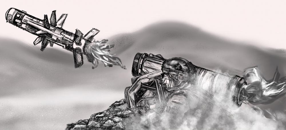 Eager Lion 19: Live fire illustration