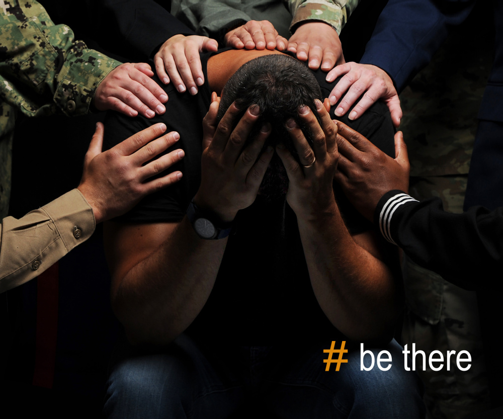 Army Substance Abuse Program - Suicide Awareness Month