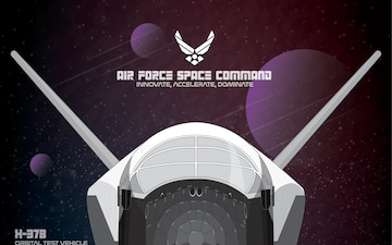 Frontiers of Blue Air Force Space Command