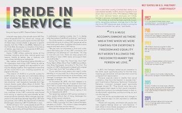 Pride in Service