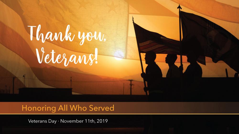 2019 Veterans Day