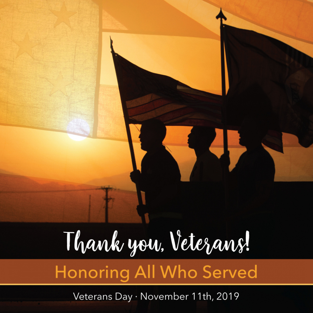 2019 Veterans Day