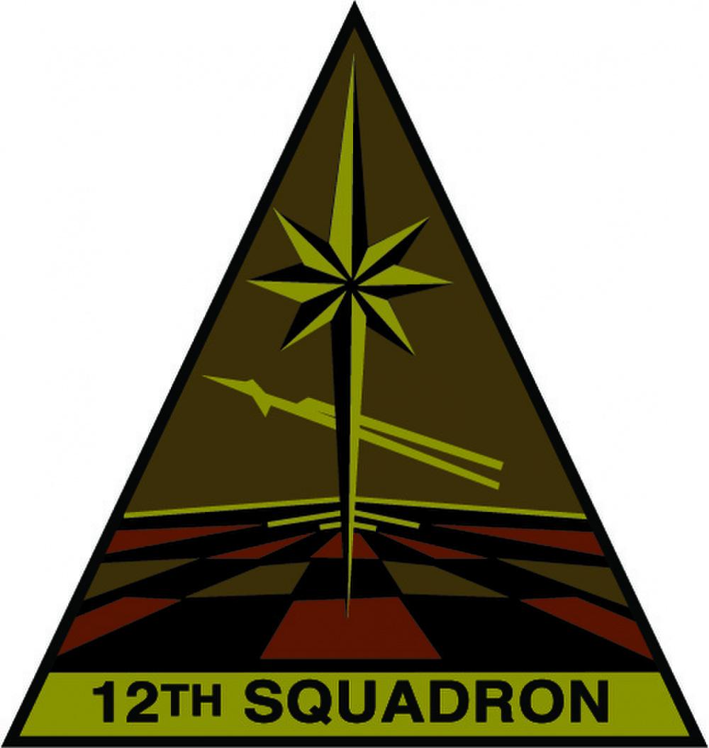 USAFA Cadet Squadron OCP Patch