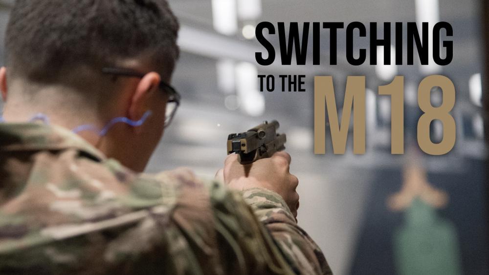 2nd SFS switch to M18