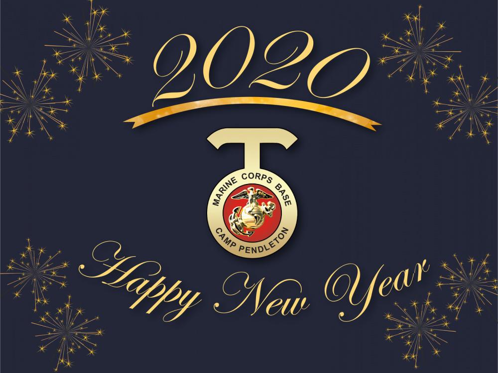 New Year 2020 graphic