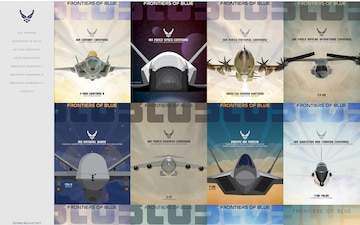 Air Force Posters Website