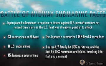 Battle of Midway Submarine Facts