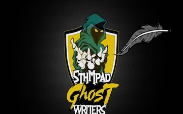 5th MPAD Ghost Writer Splash Screen