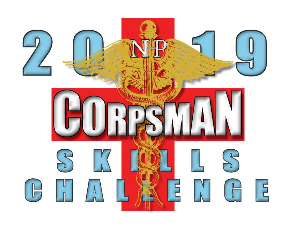 2019 Corpsman Skills Challenge graphic