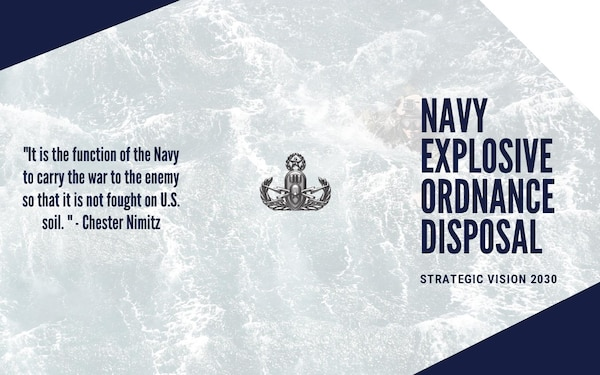 Navy EOD Releases Strategic Vision 2030