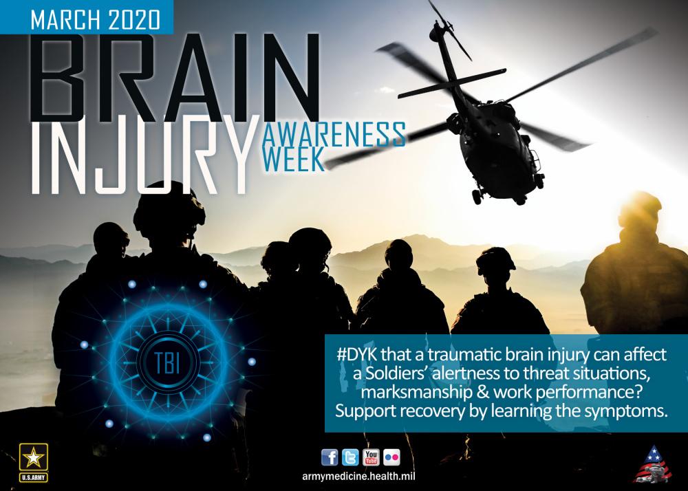 Brain Injury Awareness Month Facebook Cover