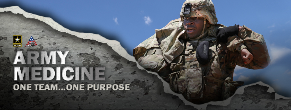 Army Medicine Facebook Cover graphic