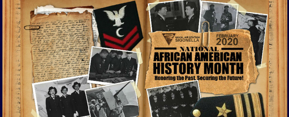 National African American History Month Facebook Cover Graphic