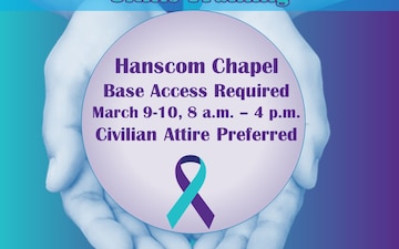 Hanscom Chapel offers suicide prevention ASISTance in March