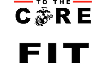 Fit to the Core Logo