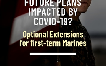 Optional Extensions for First-Term Marines
