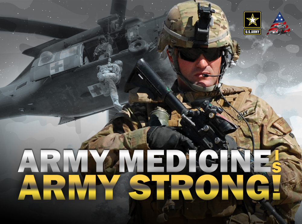 Army Medicine Readiness Poster