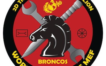 2nd Transportation Battalion new logo