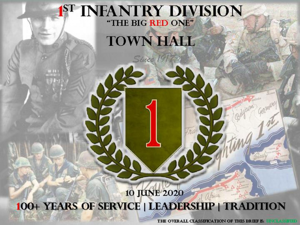 Fort Riley Monthly Town Hall Slides June 2020