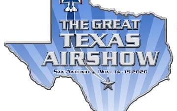 JBSA Great Texas Airshow Logo