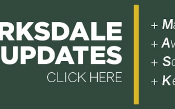 COVID-19 banner for Barksdale website