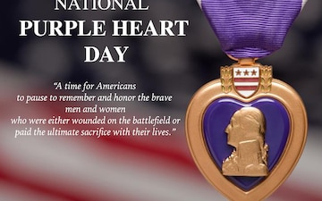 National Purple Heart Day