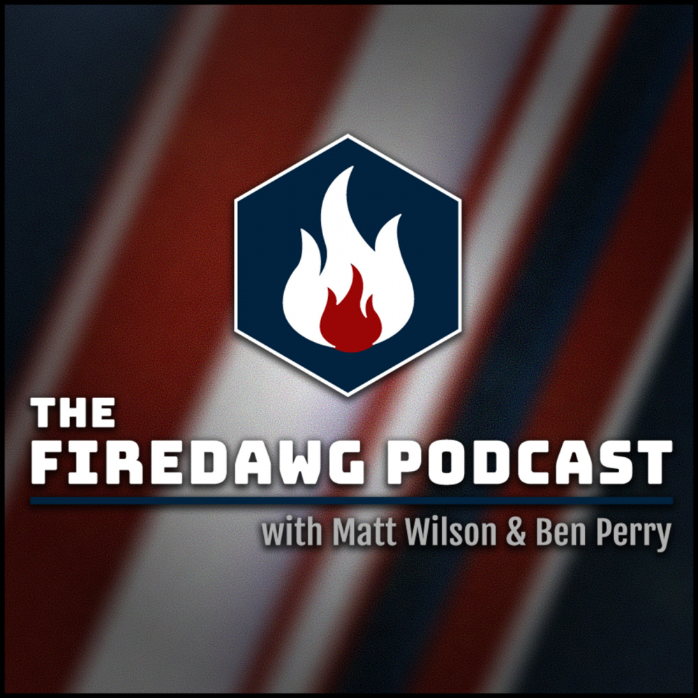 The FireDawg Podcast Logo