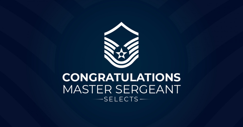 Master Sergeant release graphic