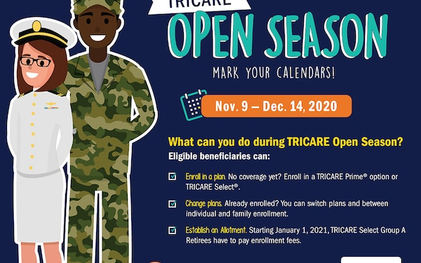 TRICARE Open Season 2020: What does it mean?