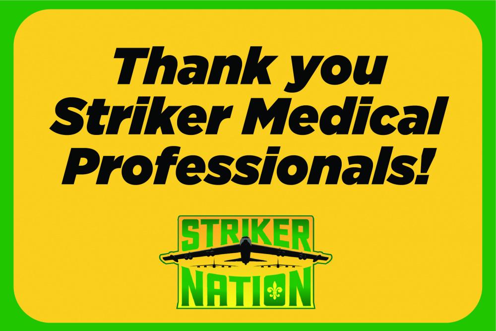 Medical Professional Appreciation Graphic