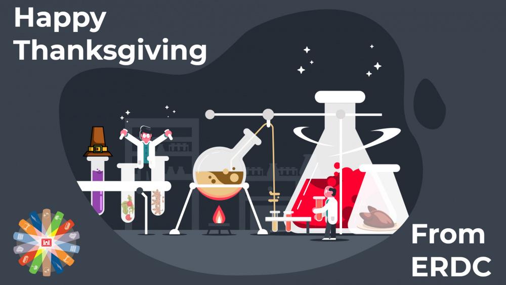 ERDC Thanksgiving Social Media Graphic