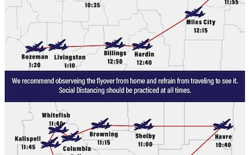 120th Airlift Wing salutes our first responders around the state of MT