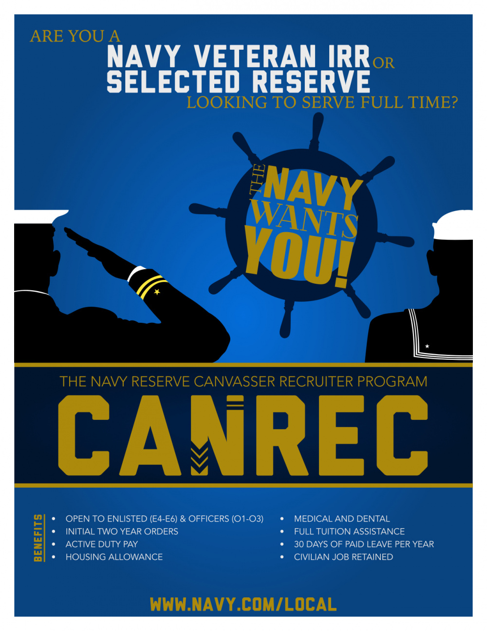 CANREC program flyer