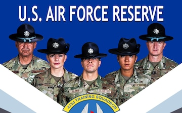 U.S Air Force Reserve Flyer Cover