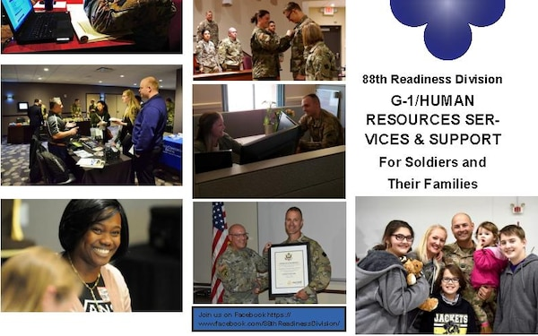 88th Readiness Division HR Services and Support