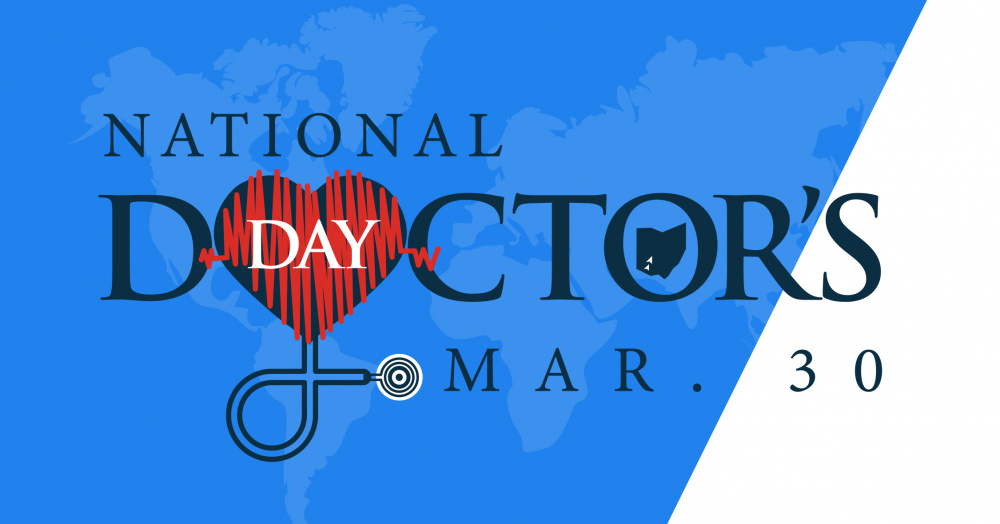 National Doctor's Day - March 30