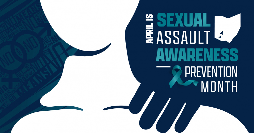 Sexual Assault Awareness and Prevention Month - April