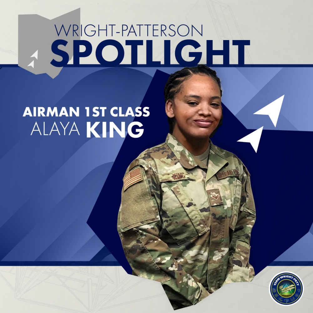 Spotlight - A1C Alaya King